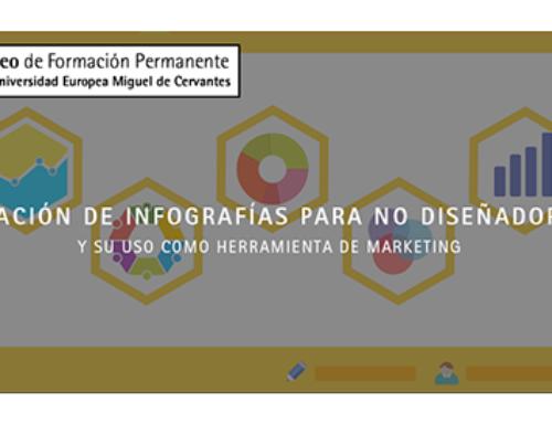 Creación de Infografías para no diseñadores y su uso como herramienta de marketing