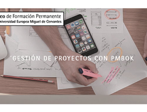 Curso Gestión de proyectos con Project Management Body of Knowledge (PMBOK)