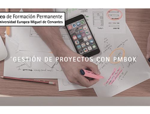 Curso Gestión de proyectos con Project Management Body of Knowledge (PMBOK)